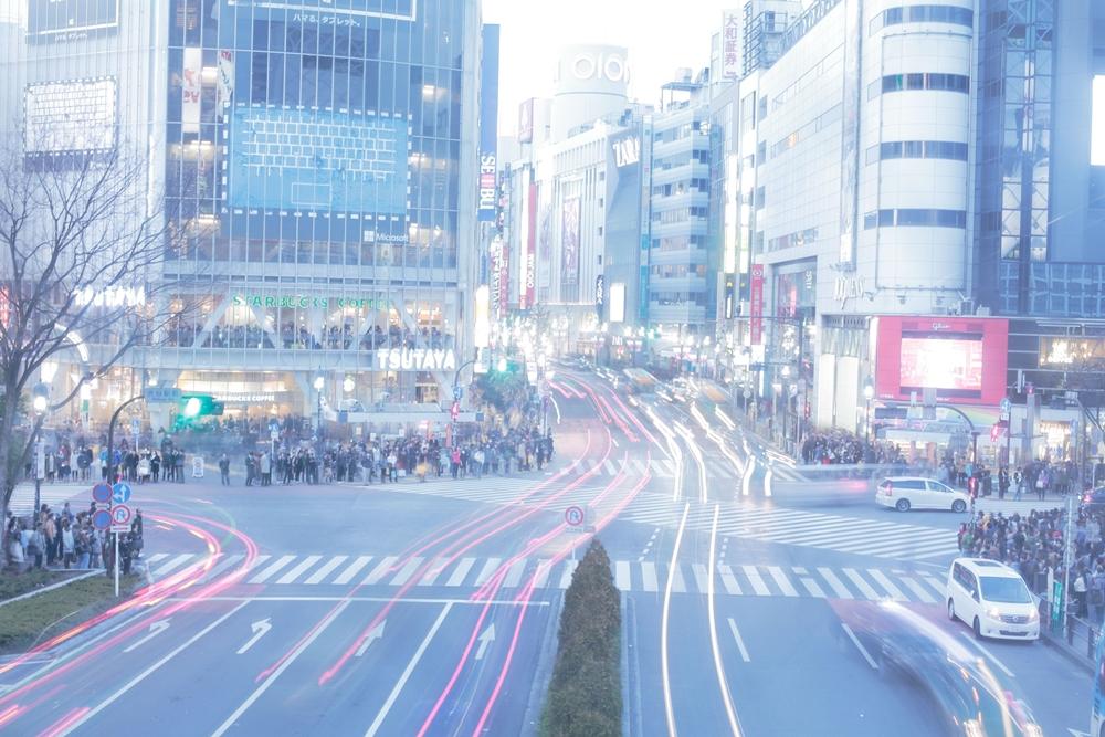 渋谷駅 出口