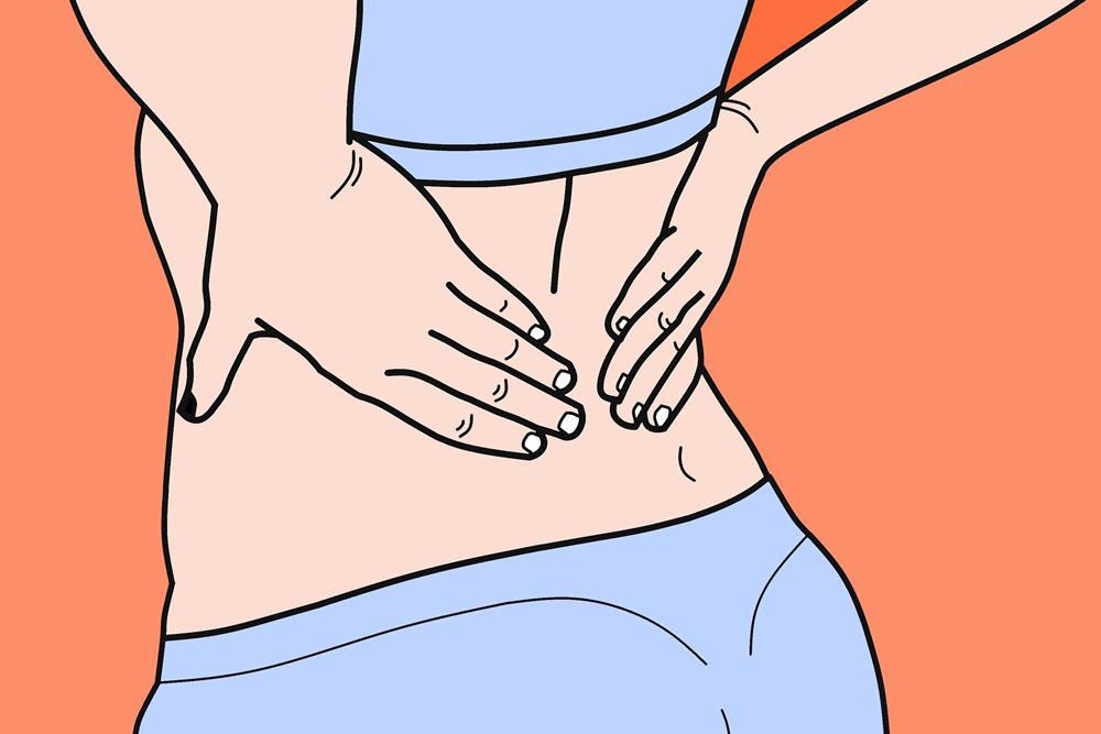 腰痛 改善 予防 原因